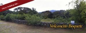 volcanito boquete