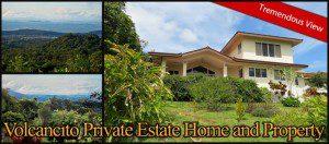 Volcancito Boquete estate for sale