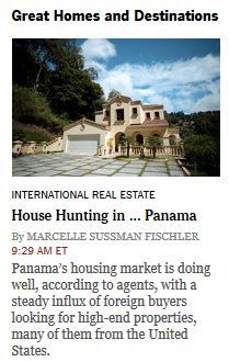 panama new york times article