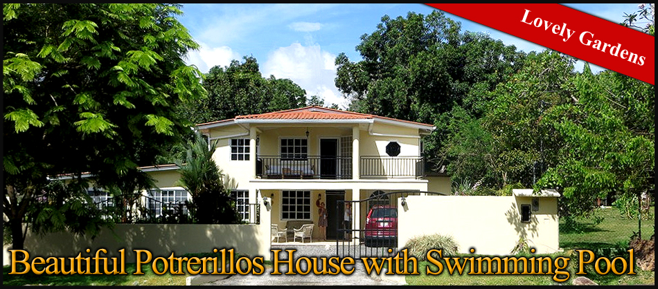 5 beautiful houses for sale in boquete boquete ning panama for Beautiful house with swimming pool