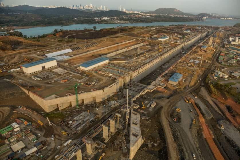 Time Magazine Panama City Skyline Equal To Miami S