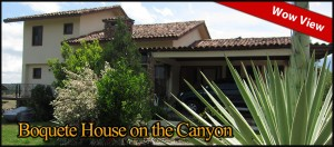 Boquete House on the Canyon