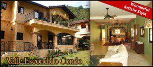 valle escondido condo with wonderful artistic style